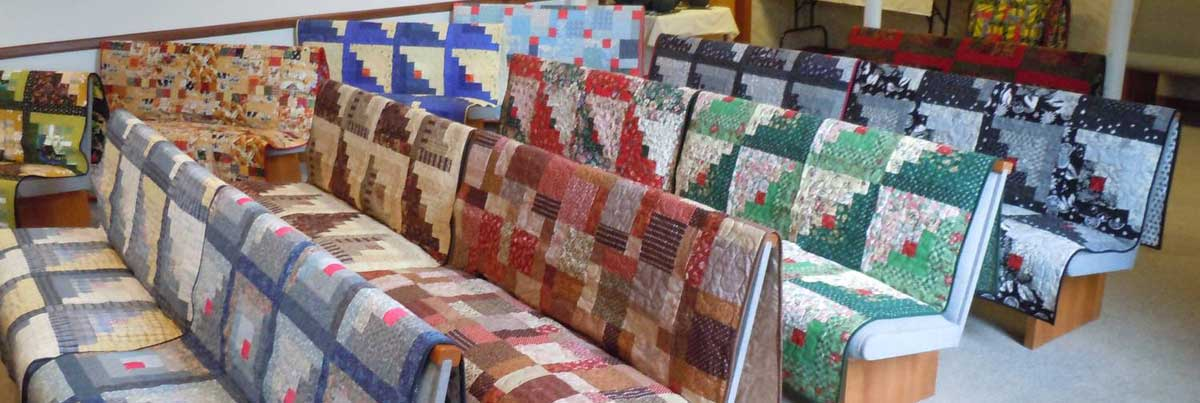 Quilt Blessing on Sunday, January 28 at 11 am