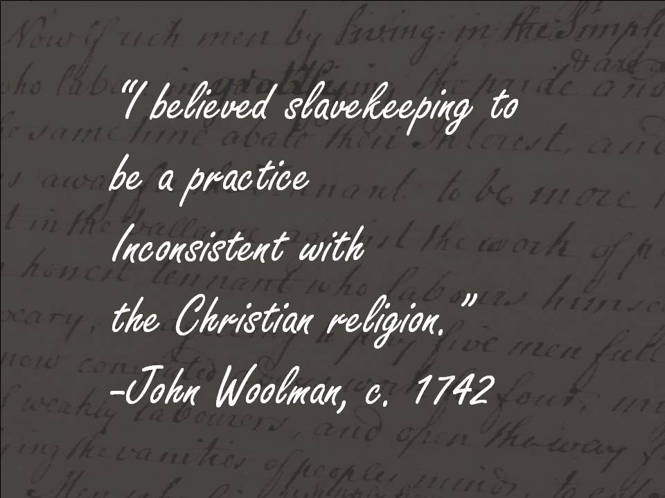 The Theology of John Woolman
