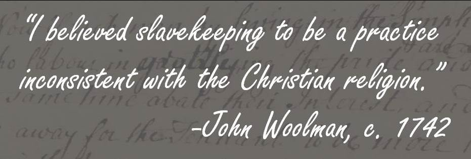 John Woolman Quote